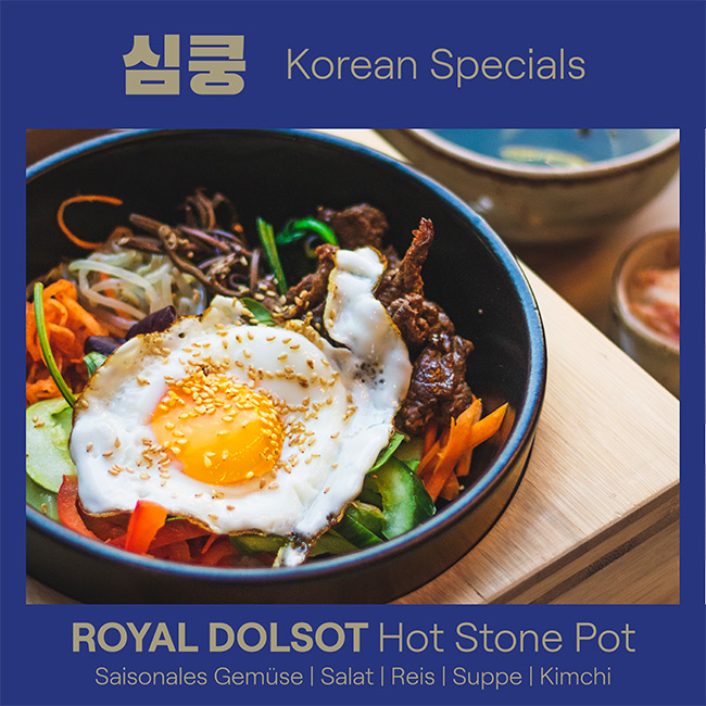 Korean Specials